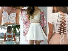 DIY Clothes, DIY Crafts, 18 Weird DIY Clothes Life Hacks, DIY Room Decor, 5 Minute Craft Video - YouTube