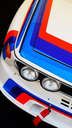 BMW E9 3.5CSL Motorsport Touring Car #BMWclassiccars