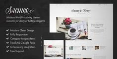 Download and review of Sachiko - Responsive WordPress Blog Theme, one of the best Themeforest Magazine & Blogs themes {Download & review at|Review and download at} {|-> }http://best-wordpress-theme.net/sachiko-responsive-download-review/