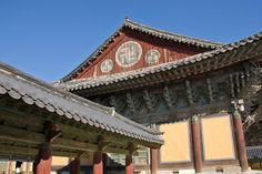 Gulguksa Temple in South Korea