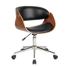 Creative Images International Mid-Back Office Chair & Reviews | Wayfair