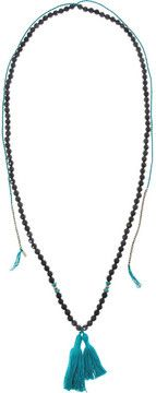 Shale beaded necklace / ShopStyle(ショップスタイル): Chan Luu