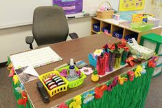 Pictures of tons of beautiful classrooms - mostly elementary but a few upper grade examples.