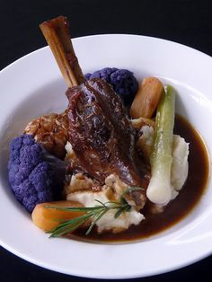 Thibeault's Table: Lamb Shanks