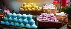 You're Going to Need a Bigger Bathtub, Because Lush's Spring Products Are Incredible https://www.popsugar.com/beauty/Lush-Spring-2017-Easter-Mother-Day-New-Products-43174299