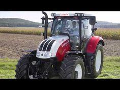 Der Traktor der lenkt und denkt Life Hacks, Tractor
