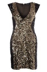 Sequin Dress: How to Wear