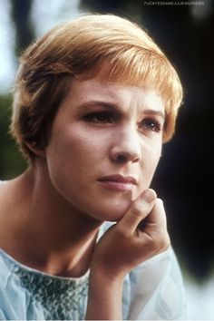 Julie Andrews // Sound of Music (1965)