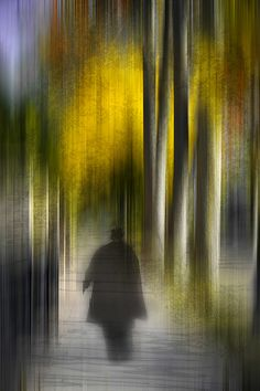 The Walker I Image Processing, Ghosts, Waves, Fine Art, Digital, Drawings, Painting, Outdoor, Outdoors