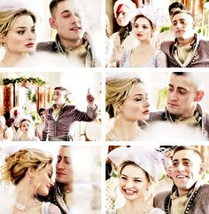 From Once Upon In Wonderland : Will And Anastasia....i really like that couple!!!