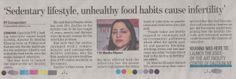 Hindustan Times_Page No 4_Mar 29_Gaudium IVF_Ludhiana