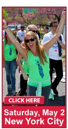 The first Walk of the 2015 season will be on May 2nd at Pier 45 in New York City! Join us > www.alswalks.org