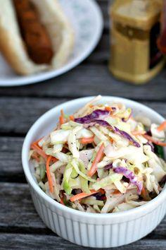 vegan coleslaw