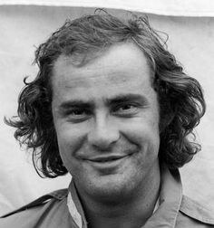 Gunnar Nilsson – winner of the 1977 Belgian Grand Prix. Nilsson died of cancer in 1978 not long after fellow Swede Ronnie Peterson was tragically killed at Monza