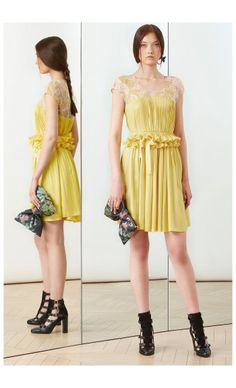 Preorder ALEXIS MABILLE Resort 2015 Collection at www.MyBeautifulDressing.com Paris