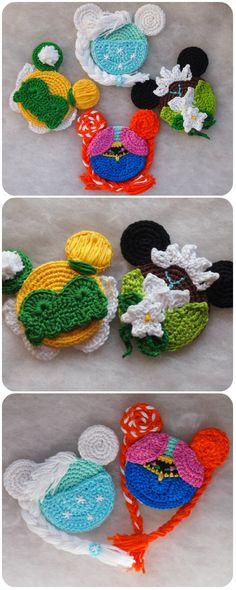 328 Best Disney Crochet Patterns Images In 2019 Crocheting