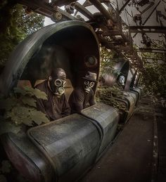 Abandoned Theme Park  UrBeX HoliDaY ::   (Explore) by andre govia., via Flickr