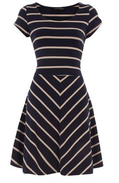 $29 I might have to get get this... horizontal + chevron stripes...