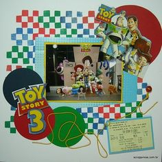 Toy Story LO ♥