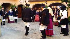 """Gruppo folk """"Fedora Putzu"""" di Selargius - Ballu 'e Ogai"""
