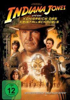 Indiana Jones und das Königreich des Kristallschaedels  2008 USA      IMDB Rating 6,4 (202.000)   Darsteller: Harrison Ford, Cate Blanchett, Karen Allen, Shia LaBeouf, Ray Winstone,   Genre: Action, Adventure,   FSK: 12