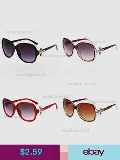 316245fb59c1 New Arrival Lady Women Stylish Sunglasses GRADIENT LENS 100% UV Protection  AU002. Ebay Clothing