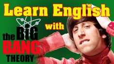 Learn English with Howard from the BiG BANG THEORY: with English subtitles and explanations of important vocabulary and idioms. Leonard And Penny, Howard Wolowitz, Learning English, Idioms, Big Bang Theory, Bigbang, Vocabulary, Tv Series, Scene