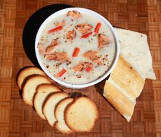 Smoked salmon makes chowder,pasta omelettes or rice dish come alive with flavor. One full pound of wild caught Alaska smoked salmon gives you enough to try any way you choose. Recipes included. Experiment & enjoy!