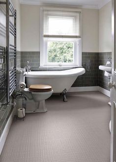 'Grid' Hemingway Design for Harvey Maria - neutral colours allow the eye to be drawn to the subtle pattern.