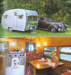BG Layout Part: 02 Tear Drop, Canned Ham and Airstream Trailiers for Eric Tiny Trailers, Vintage Campers Trailers, Vintage Airstream, Vintage Caravans, Camper Trailers, Classic Trailers, Airstream Interior, Glamping, Airstream Camping