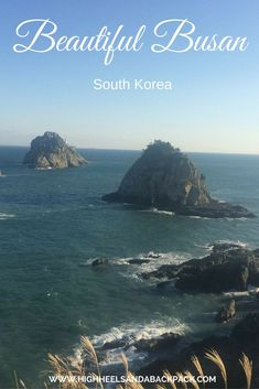 Who needs California when you have Busan, South Korea? This place was absolutely stunning, with long undisturbed stretches of perfect beaches.  Here are some highlights of things to do in Busan
