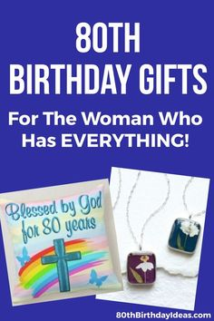 Birthday Gifts for Women - 25 Best Gift Ideas for 80 Year Old Woman 80th Birthday Decorations, 80th Birthday Gifts, Birthday Centerpieces, Birthday Woman, Special Birthday, Birthday Fun, Great Grandma Gifts, Perfect Gift For Mom, Gifts For Mom