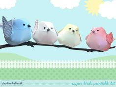 printable-chick-paper-craft-models