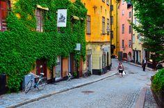 Stockholm by Gedsman, via Flickr