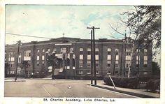 St Charles Academy, LAke Charles, LA