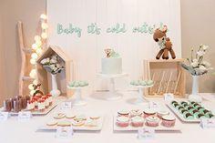 Olha que amor este Chá de Bebê. Por Peace of Cake Design Lindas ideias e muita inspiração! Bjs, Fabiola Teles. Mais ideias lindas; Peace of Cake D...