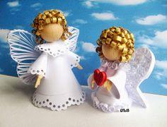 Angels (GLS2007: Ангелы. Квиллинг)
