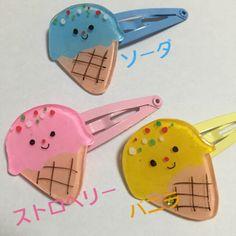 Ice cream's patch pin