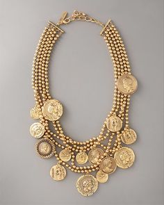 coins & medallions in jewelry.