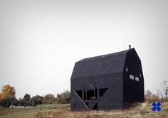 : 084. Stanley Tigerman /// Black Barn /// Frog...