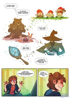 Chikuto tumblr -- Gravity Falls comic page 3