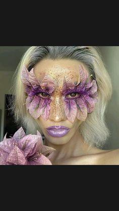 Alien Makeup, Witch Makeup, Makeup Art, Makeup Emoji, Eye Makeup, Unique Makeup, Creative Makeup Looks, Natural Makeup, Amazing Makeup