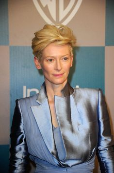 #TildaSwinton...as classy as someone could possibly get!