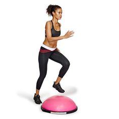 "The Advanced Bosu Ball HIIT Workout That'll Make You Feel Like an Athlete            There is more than one right way to perform a HIIT routine so why do the same push-recover-repeat mix every time? (See: Is It Bad to Do the Same Workout Every Day?)  ""If you're constantly switching up the equipment you use the exercises you do the resistance and the timing and patterns of your workout your body never gets used to any one form of training"" says Rob Deutsch the founder and co-owner of F45 a…"