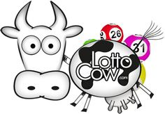 A logo we designed to promote a startup lottery company #print #graphics #design #logo #lottery