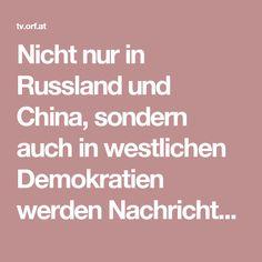 Nicht nur in Russland und China, sondern auch in westlichen Demokratien werden Nachrichten gefiltert und selektiert. Massenmedien präsentieren scheinbar stimmige Erklärungsmuster, wer Aggressor und wer Opfer ist, wer auf der Seite der Guten steht und wer auf jener der Bösen – die Realität ist meist viel komplexer. Articles, China, Russia, Messages, Psychics, Porcelain