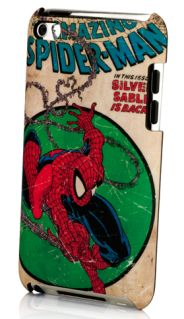 Vintage Marvel cases from PDP. Very cool.