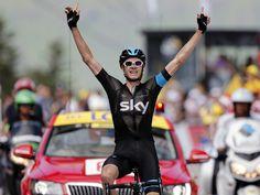 131. Tour de France - Stage 8: Castres - Ax 3 Domaines [6/07/2013] Chris Froome