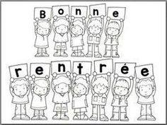 Bonne rentrée Bonne rentrée - Back To School Back To School Activities, Book Activities, School Life, School Fun, School Ideas, French Flashcards, Core French, Graduation Day, School Photography