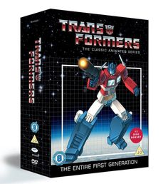 Transformers - #classic animated #series (region 2) dvd 13 disc #boxset vgc,  View more on the LINK: http://www.zeppy.io/product/gb/2/142094712140/